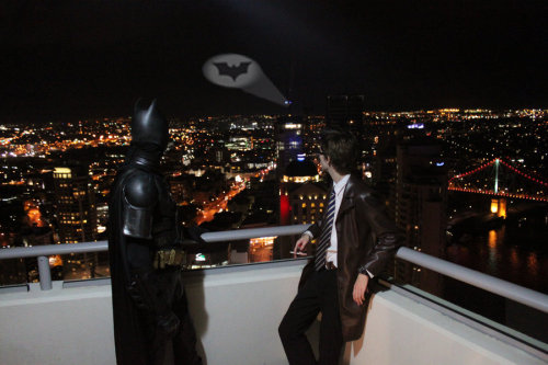 Not gonna lie… This is kind of how I want Batman 3 to end…