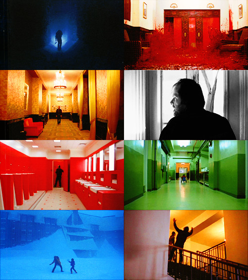 littlemovienerd:   All work and no play makes Jack a dull boy.   SO COLOURFUL.