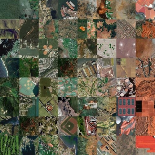 Zoom Out: Jenny Odell's Google Satellite View Art - Design - GOOD