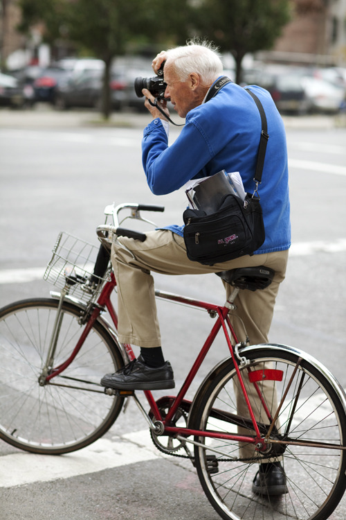 The Sartorialist: On the Street…Bill Cunningham, New York