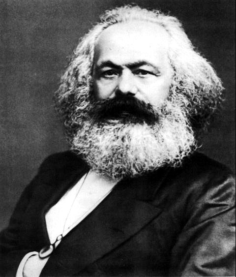 myths and heroes – #10 Karl Marx