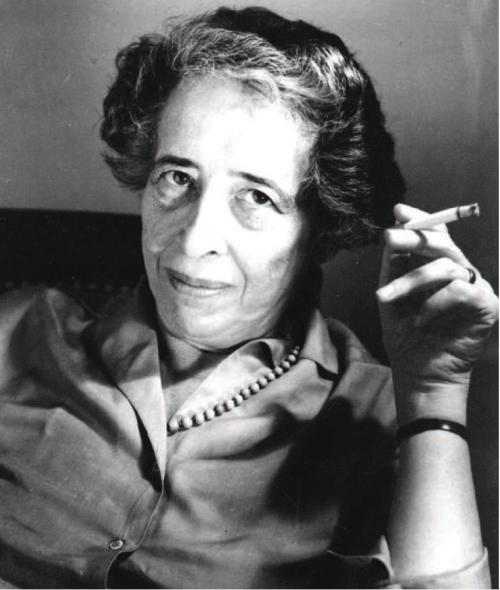 Today in History - October 14, 1906 Writer and political theorist Hannah Arendt born in Hanover, Germany