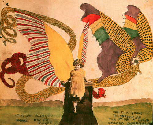 darkcrystalmagick:  henry darger