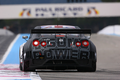 2010 SUMO POWER Nissan GT-R GT1 racing in the FIA GT1 World Championship. Interesting fact about SUMO POWER they are a former drift, drag and time attack team that somehow managed to represent the new Nissan GT1 spec R35s in the FIA GT1 World Championship. Nobody really expected them to be good, but so far this year they've won one race and are currently third in the team championship with three races left.