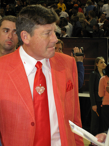 Craig Sager's Suit FLASHBACK Photo credit: VisitPhoenix/Flickr (You might recognize this jacket…)