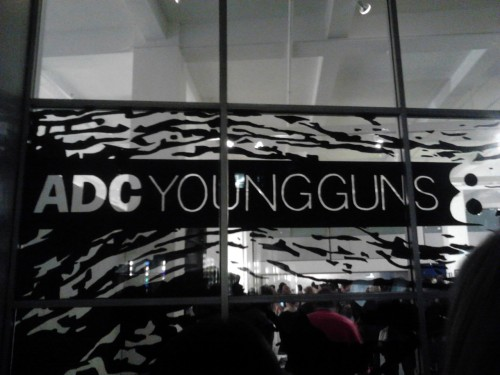 ADC Young Guns was legit!!!