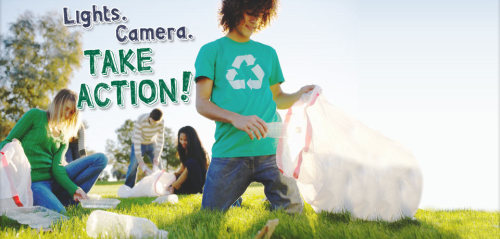 You could win $5,000 from Campus Green Scene by making a positive impact on your campus! Shoot a 2-minute video describing an initiative that helps your campus go green. The most innovative, impactful, creative submissions will earn their college or university a $5,000 award. Winning ideas will even be featured in a documentary. So get started! Grab a camera. Set the scene. A sustainable future begins today. Have a great idea? Check out Campus Green Scene's website for more information!