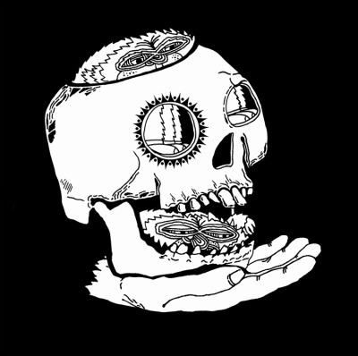 New Skull - T Shirt or Tattoo Possibility…