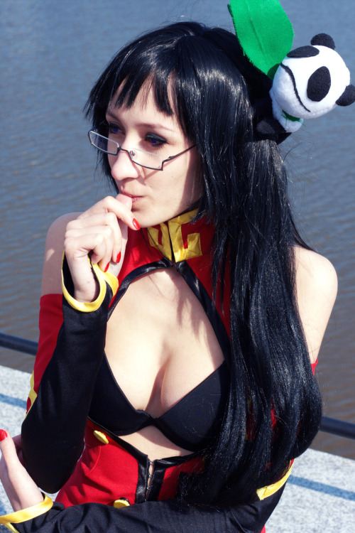 Litchi Faye-Ling from Blazblue by ~tajfu