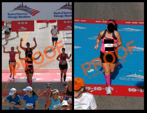~ Crossing the Finish ~ Best. Moment. Ever.