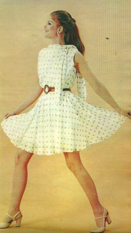 French Vogue, April 1969.