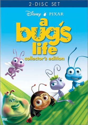 A Bugs Life The first Pixar movie and in my opinion one of the best. I love Disney movies on some G shit.