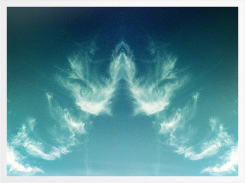 Rorschach Clouds 0002: What do you see?