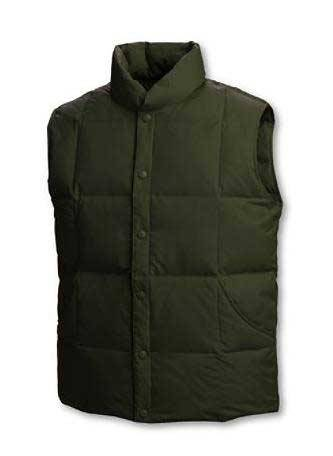 "It's On Sale Lands' End Down Vest Lands' End is offering 20% off all sale and overstock, with free shipping.  Besides this vest, there are some knit ties, nice madras shorts, a great madras shirt that I've recommended before, a cool flannel belt, a nice field coat, and a bunch of other stuff worth investigating.  Remember that sizes run large - I'm 6'3"", 195, and can wear a size medium in their knits.  Customer service is great if you have questions. $11.99 (Shipped) from $29.99 with code LEAF18 and PIN 4119 (or $20 in a wider range of colors)"
