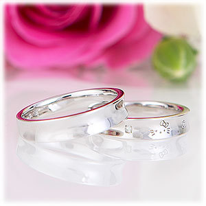 Hello Kitty Wedding Ring Bague Hello Kitty