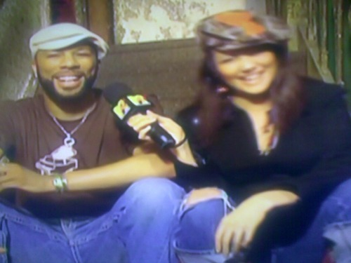 Throwback! My interview with Common on the steps of the Brooklyn Academy of Music back in 2005. Nothing but ♥ for that man's everythingness! « (Kids, heads up: that's not a real word.)