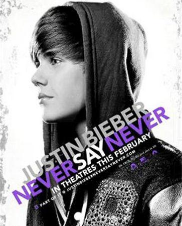 Bieber Reveals 3D Movie Titled:                            Never Say Never