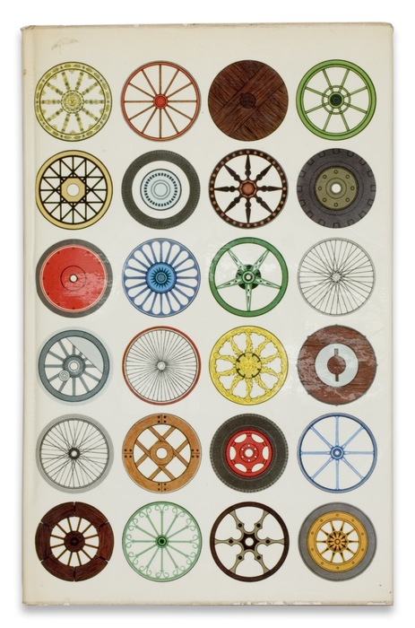 archiviocaltari:  History of Land Transportation sabrinacampagna:  Erik Nitsche. History of Land Transportation, 1963 via www.iconofgraphics.com
