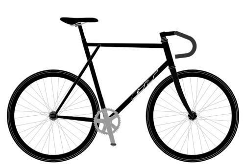 Have you ever played with BikeCAD?  It's a fun way to pass the time.  I just built this mock-up of Beaver's GT Pulse.  Check out BikeCAD and start designing your own bike!