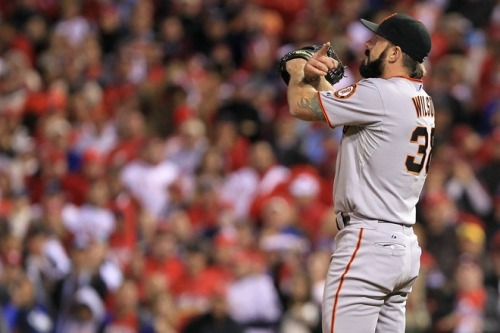 sfgiantsbay:  Just another — HAHAHAHAHA — torture.