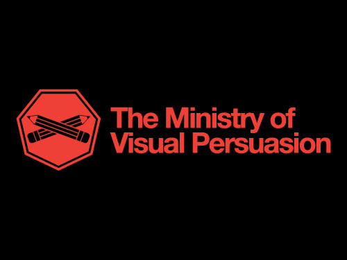 the ministry of visual persuasion