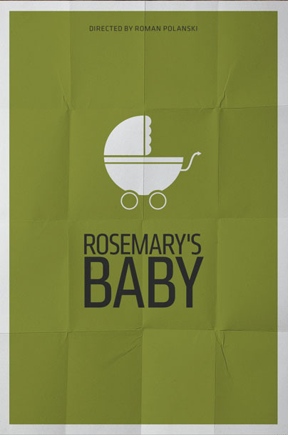 Rosemary's Baby by Pedro Vidotto
