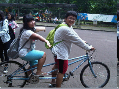 Had fun at Ragunan