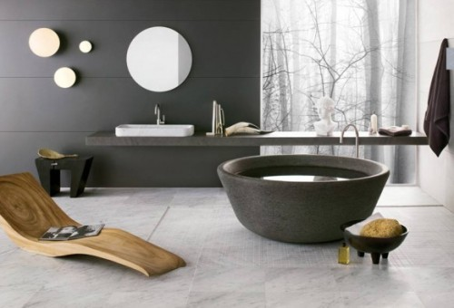 homedesigning:  Beautiful Contemporary Bathrooms from Neutra | Interior Designs And Home Ideas