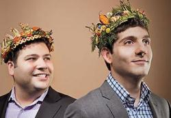 "A profile of Jerrod and R.J. Melman, the sons of Lettuce Entertain You's Richard Melman. Published in Time Out Chicago on September 3, 2010. In the middle of the article they call me a ""pussy"" for not drinking martinis. I have since started."