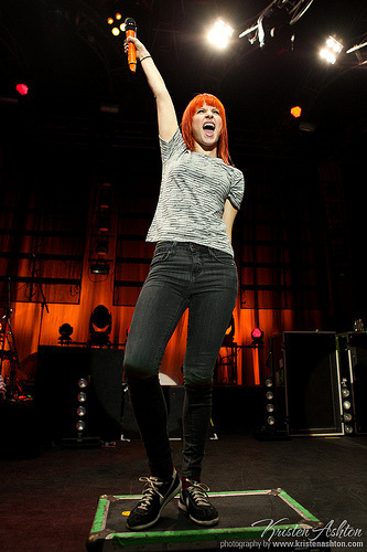 My shots from last night's Paramore show in Brisbane. Stillpixels » Paramore @ Riverstage