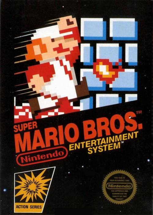 Super Mario Bros. - released in 1985 This title needs no introduction, Super Mario Bros. is probably the first video game most of us have ever owned. This was the first adventure that pitted Mario in an adventure to save Princess Toadstool from the clutches of Bowser, formerly known as King Koopa. Super Mario Bros. was also released again in 1988 with Duck Hunt, a mini-game that made use of the Nintendo Zapper light gun. Super Mario Bros. was and still is popular enough to have been released several times again on multiple platforms, and will soon be released on the Nintendo Wii under the Super Mario Bros. Collection, which may or may not be released in America.
