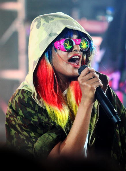 End your day with a chuckle: An Annotated Guide to M.I.A.'s Worst Outfits