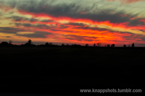After Sunset on the Prairie - Somewhere in Wisconsin - My 100th post!!! Here's to many many more! Thanks for viewing! Jessica