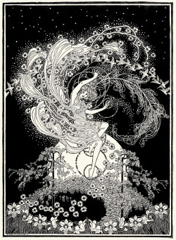 Dugald Stewart Walker, illustration from Dream Boats and Other Stories (1920) (via oldbookillustrations)