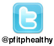Follow me on Twitter! @pfitphealthy