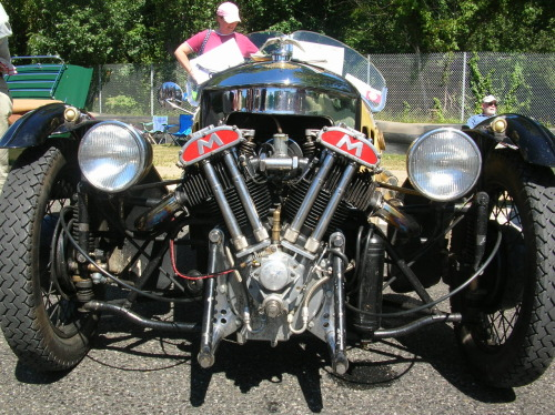 Morgan Three Wheeler.
