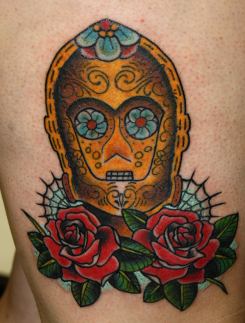 tattoome:  by andrew stortz.
