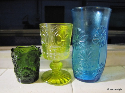 i'm so majorly obsessed with glassware… and i don't know why