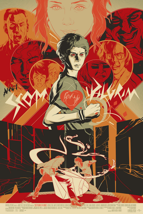 zuppadivetro:  caustica:  Nega-Scott variant by Scott Ansin. Personally, I like the variant over the blue one.  .  Oh Yeah!
