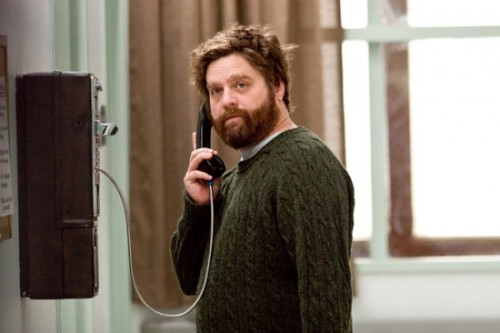 Zach Galifianakis It's Kind of a Funny Story, directed by Anna Boden and Ryan Fleck  (Submit your filmmaking posts here)