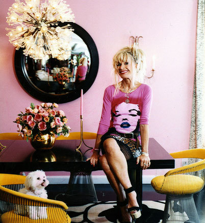 The Original Material Girl- Betsey Johnson
