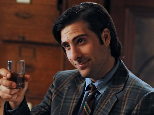 "Jason Schwartzman: ""I gave the script [of Rushmore]  to my mom and I said 'Mom, I've never auditioned. Can you give me any  pointers? Can you help me memorize lines?' and she read the script and  she said 'I'll be right back' and she went out and rented three films, The Graduate, Dog Day Afternoon, and Harold and Maude.  And I watched them all for the first time. And it was in that moment  where I felt, watching the films, this warm, insane feeling inside of my  body which was a feeling that up until then music had given me. And it  was in that moment where I said 'I don't know if I'll ever get this  part. I don't know if my band will ever make it. But I've got to try to  live my life somehow staying as close to this weird feeling as  possible.'"""