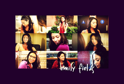 Emily Fields, Pretty Little Liars.