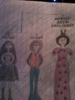 I totally should have majored in art.  That, or genealogy.