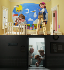 This was the most realistic and saddest thing I've ever seen in a kids movie.