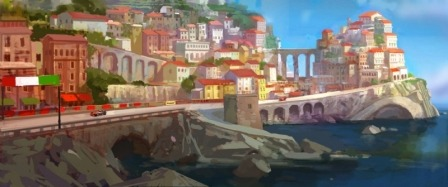 valentineernotte:  Cars 2 Concept Art Released | The Pixar Times  It gives hope that it's not going to be a disaster. After all, it's Pixar! But I really don't see the point of making a sequel, other than selling more car toys.
