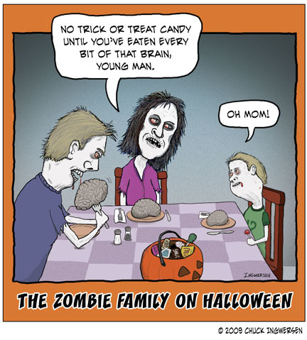 via lolzombie.com  trick or treat ?