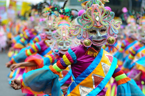 Festive Masks (by Bryan Rapadas) MassKara Festival, Kari sa Bacolod The MassKara Festival is a week-long festival held each year in Bacolod City, the capital of Negros Occidental province in the Philippines every third weekend of October nearest October 19, the city's Charter Anniversary.