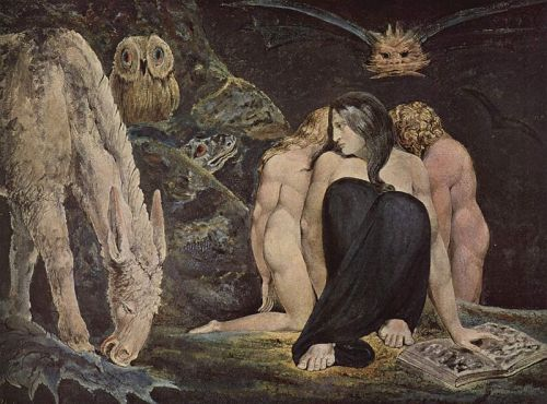 Ecate, William Blake