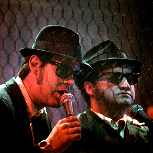 The Blues Brothers - John Belushi, Dan Aykroyd